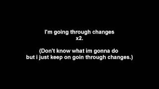 EMINEM - Going Through Changes - LYRICS ( RECOVERY )