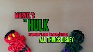 Rainbow Loom Hulk Charm/Figure