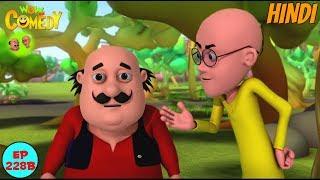Motu Ki Umar - Motu Patlu in Hindi - 3D Animated cartoon series for kids - As on nick