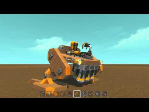 Как сделать робота в скрап механик 303