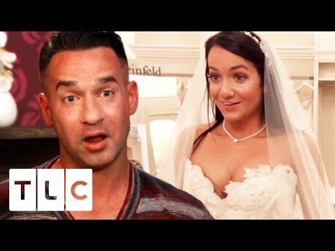 Xxx Mp4 Jersey Shore S The Situation Helps His Baby Sister Find A Wedding Dress Say Yes To The Dress US 3gp Sex