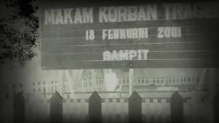 Makam Tragedi Sampit 2001...