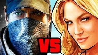 Watch Dogs vs GTA 5