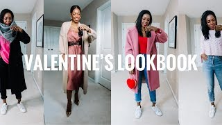Outfit Ideas: Valentine's Day Haul And Lookbook | Style Domination
