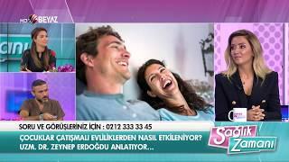 Uzm.Dr. Zeynep Erdoğdu - Beyaz TV Sağlık Zamanı - 19.08.2017