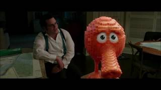 Pixels - Qbert is the most adorable game character ever!