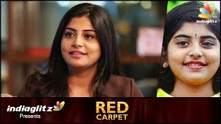 Manjima Mohan on Hot and Kissing Scenes in Acham Enbathu Madamaiyada | Red Carpet Interview