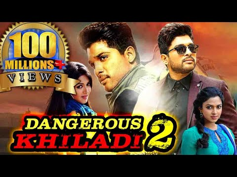 Xxx Mp4 Dangerous Khiladi 2 Iddarammayilatho Hindi Dubbed Full Movie Allu Arjun Amala Paul Catherine 3gp Sex