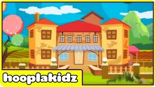 This is the House that Jack Built | Nursery Rhymes by Hooplakidz
