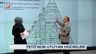 FETÖ'nün piramitsel yapısı!