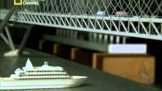 Megaestructuras 15 El Puente Oresund