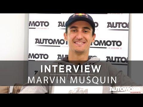 Rivalité avec Eli Tomac et Ambitions Marvin Musquin ITW