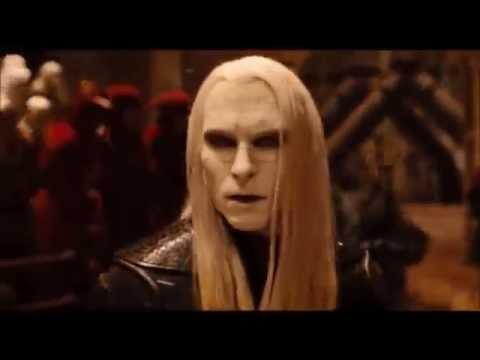 Hellboy 2 - Prince Nuada Kills His Father