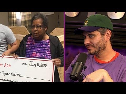 Grandma Wins Lottery & Sues Family