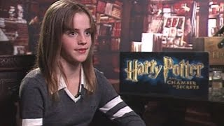 'Harry Potter and the Chamber of Secrets' Interview