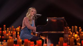 America's Got Talent 2017 Evie Clair Full Clip Live Shows S12E15