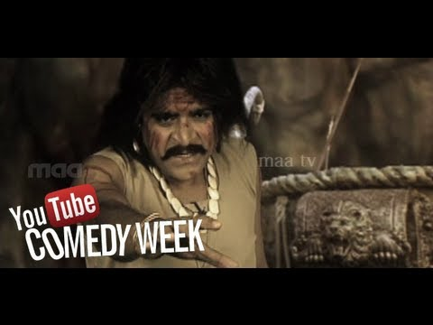 Cinemaa Awards 2010 - Cinemaa Awards 2010 : Ali Suma Spoof (Magadheera)