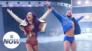 Finn Bálor & Sasha Banks get a second chance in WWE Mixed Match Challenge: WWE Now
