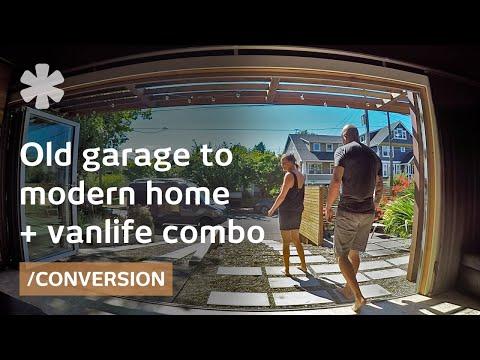 Xxx Mp4 Couple Makes Garage Home Campervan A Consistent Life Combo 3gp Sex