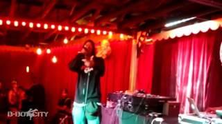 BBOY CITY XXI(King Of Scratch ) DJ ELEMENT,BAVU BLAKES,TEE DOUBLE,DA SHADE .