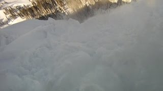 Snowboarder accused of setting off avalanche speaks out