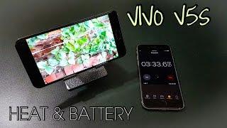 ViVo V5s Heating & Battery Test | Ultimate Test | TechTag