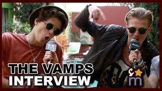 The Vamps Talk Taylor Swift & 'Meet the Vamps' Album Details - Exclusive