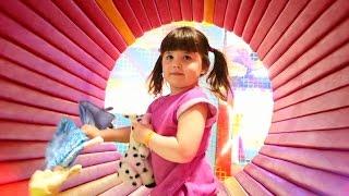 Plac zabaw dla dzieci Lider Indoor children
