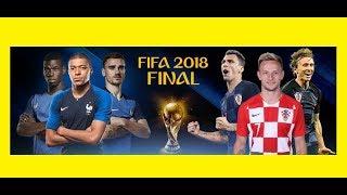 FINALE ► Fussball WM 2018-warum ► ►KROATIEN weltmeister wird ?!? Frankreich !