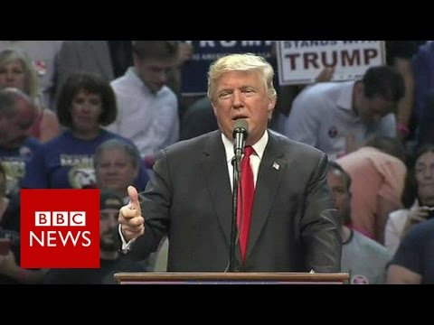 Donald Trump confuses 9 11 with 7 Eleven BBC News