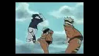 Naruto vs sasuke-Last resort-Papa roach