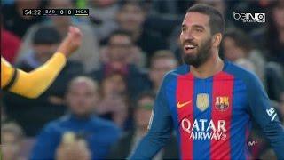 Arda Turan vs Malaga (Home) (19/11/2016) 1080p HD by EC17