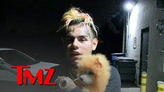 Tekashi69 Trolls TMZ Photog Over His Battery Case in Texas | TMZ