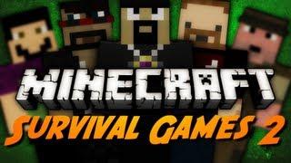 Minecraft: The Survival Games 2 - AntVenom POV