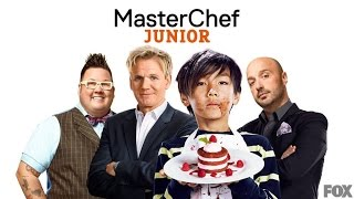 MasterChef Junior Season 5 Episode 2 — The Quest for an Apron Part 2 REMAKE