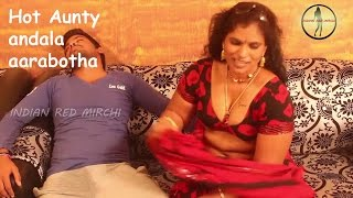 Super hot aunty trapping young bachelors boys full hot must watch/......