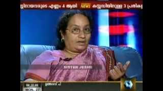 Sr. Jesme - Interview with Kairali TV