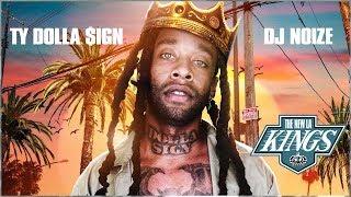 DJ Noize Feat. Ty Dolla Sign |R&B Hip Hop Rap Songs |Urban Club Mix2017 |Best of Ty$ Mixtape