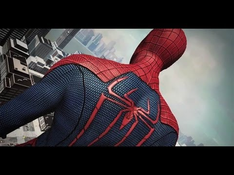 The Amazing Spider Man Video Game All Cutscenes w Gameplay