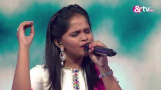 Parakhjeet and Sharayu - Ajhuna Aaye Baalamwa   Battle Round   The Voice India 2