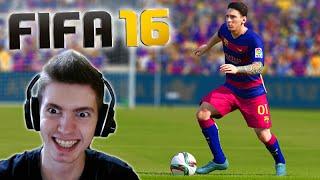 FIFA 16 - O MELHOR TIME CO-OP! Ft Duda Pipipitchu
