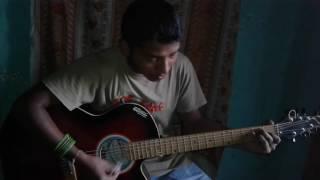 Munjane manjalli kannada guitar song by mahesh Ghorpade