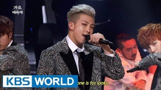 BTS - Danger [2014 KBS Song Festival / 2015.01.14]