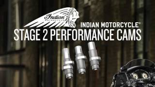 New 2016 Indian Performance Cams –Indian Motorcycle