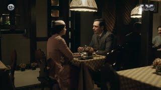 مسلسل ليالي أوچيني  يا تري إيه اللي خلي فريد يرجع من باريس؟