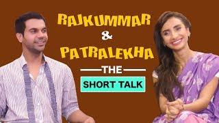 The Short Talk - Rajkummar & Patralekha Talk About Bose: Dead/Alive