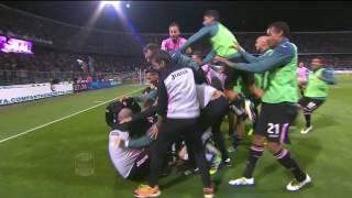 Il gol di Vazquez - Palermo Verona-3-2 - Giornata 38 - Serie A TIM 2015/16