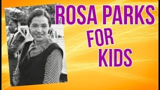 Rosa Parks for Kids   Biography Video