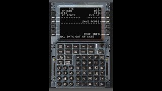 xPlane CDU for Android