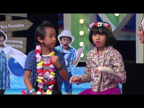 MeleTOP - Mia Sara & Rykarl Iskandar Main 'Limbo Dance' Bersama Nabil & Neelofa! Ep160 [24.11.2015]